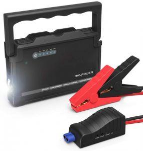 استارتر خودرو و شارژر همراه راوپاور  مدل RP-PB053